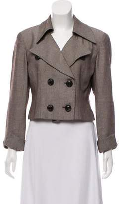 Christian Dior Cropped Jacket brown Cropped Jacket
