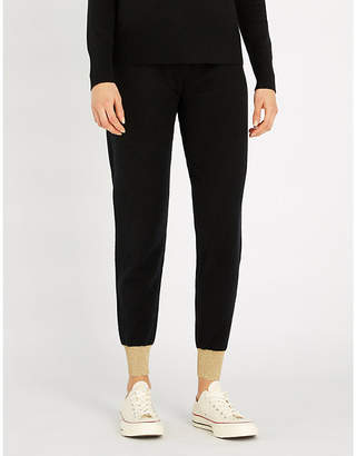 Madeleine Thompson Ariuno cashmere jogging bottoms