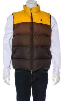 Nike Jordan 550 Reversible Puffer Vest
