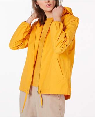 Eileen Fisher Organic Hooded Jacket, Regular & Petite