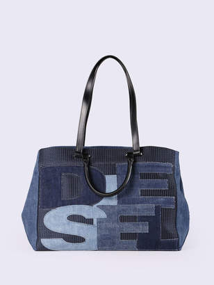 Diesel Shopping and Shoulder Bags P0320 - Blue