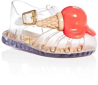 Mini Melissa Girls' Mini Aranha Sandals - Walker, Toddler