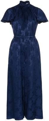 Erdem Ellemay jacquard print jumpsuit