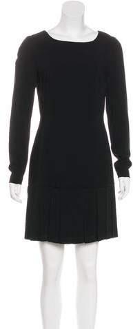 Ralph Lauren Pleated Long Sleeve Dress w/ Tags