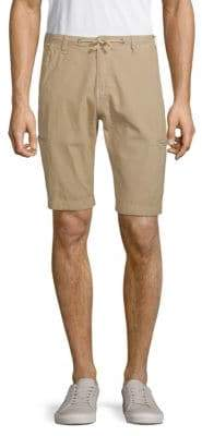 Buffalo David Bitton Hans Cotton Bermuda Shorts