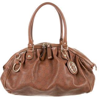 GucciGucci Guccissima Sukey Boston Bag
