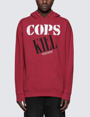 Pleasures Cops Kill Hoodie