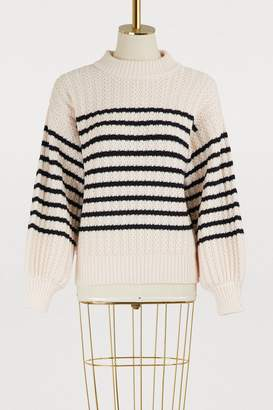 Molli France striped sweater