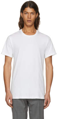 Calvin Klein Underwear Three-Pack White Crewneck T-Shirt