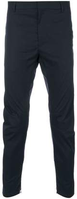 Lanvin slouched tailored trousers