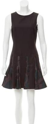 Christian Dior Wool Mini Dress
