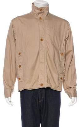 Paul Smith Woven Zip Jacket