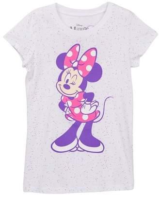 Jerry Leigh Sassy Minnie Short Sleeve Tee (Little Girls & Big Girls)