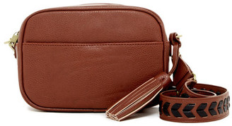 Carlos By Carlos Santana Libra Faux Leather Camera Bag $69 thestylecure.com