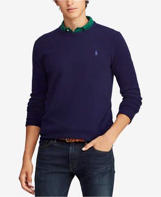 Polo Ralph Lauren Men Cashmere Crew Neck Sweater