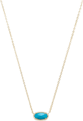 Kendra Scott Elisa Necklace $50 thestylecure.com