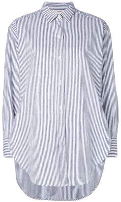 Vince boxy fit shirt