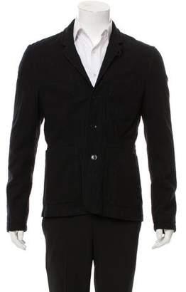 Burberry Lightweight Woven Coat