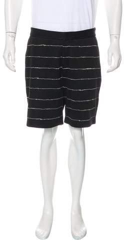 T by Alexander Wang Knit Flat Front Shorts