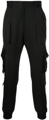 Juun.J slim cargo trousers