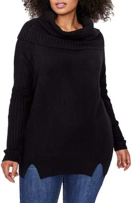 Addition Elle LOVE AND LEGEND Cowl Neck Sweater
