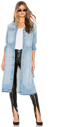 Sanctuary Ramsey Denim Duster.
