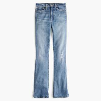 J.Crew Point Sur skinny flare jean in vintage wash