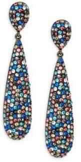 Jardin Multicolor Teardrop Earrings