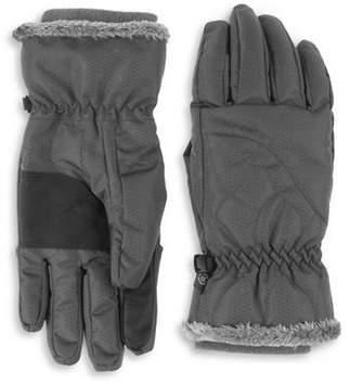 Isotoner Touchscreen Ski Gloves