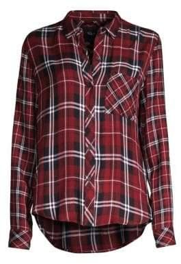 Rails Liza Button-Down Plaid Shirt