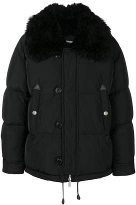 DSQUARED2 short padded jacket