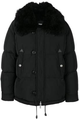 DSQUARED2 short padded jacket