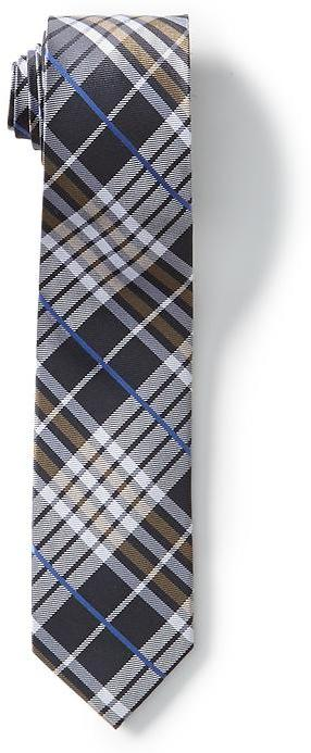Ben Sherman Fulton Plaid Tie