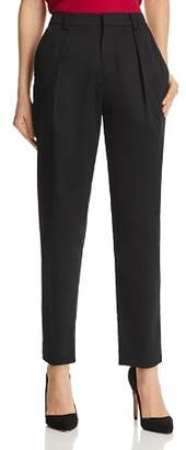 Alice + Olivia Grady High-Waist Tapered Pants