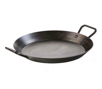 Lodge 15 inch Seasoned Carbon Steel Skillet