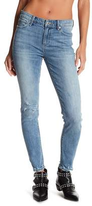 Lucky Brand Ava Skinny Slim Fit Mid Rise Jeans