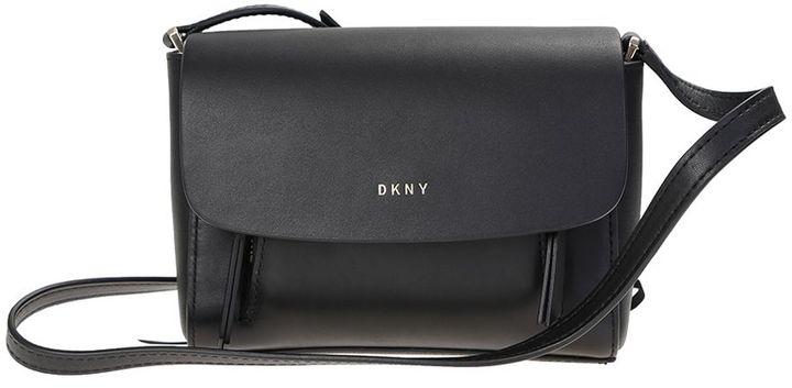 DKNYBlack Leather Bag
