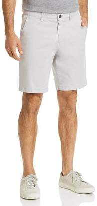 Michael Kors Garment Dyed Stretch Cotton Shorts