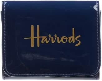 Harrods Patent Travel Purse