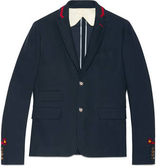Cambridge jacket with embroidery $2,750 thestylecure.com