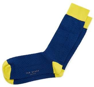 Ted Baker Doni Color-block Socks
