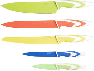 Berghoff Stainless Steel Colored Knife Set
