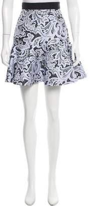 Mary Katrantzou Flared Knee-Length Skirt