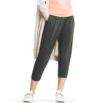 Uniqlo WOMEN AIRism Wide Tapered Pants