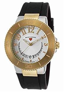 Swiss Legend Women's 11315SM-SG-02 Riviera Analog Display Swiss Quartz Watch