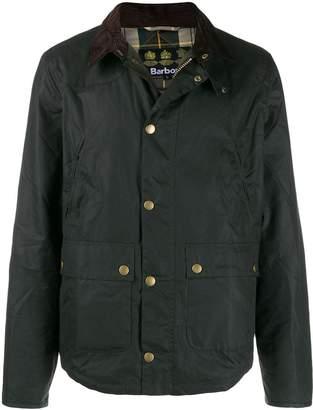 Barbour corduroy collar shirt jacket