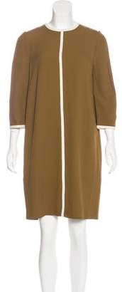 Chloé Crepe Shift Dress