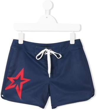 Trunks Perfect Moment Kids star print swim shorts