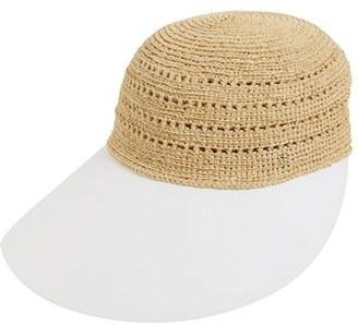 Women's Helen Kaminski Raffia Hat - Beige $180 thestylecure.com