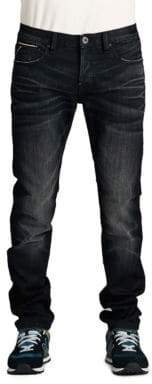 Cult of Individuality Greaser Slim-Straight Jeans